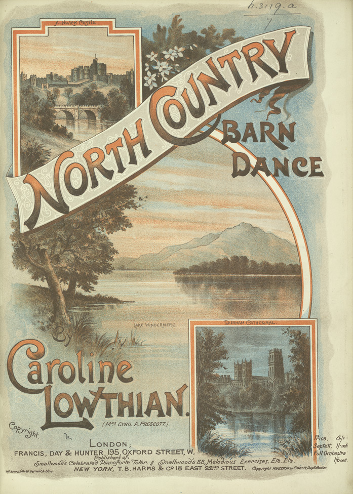 North Country Barn Dance part 01